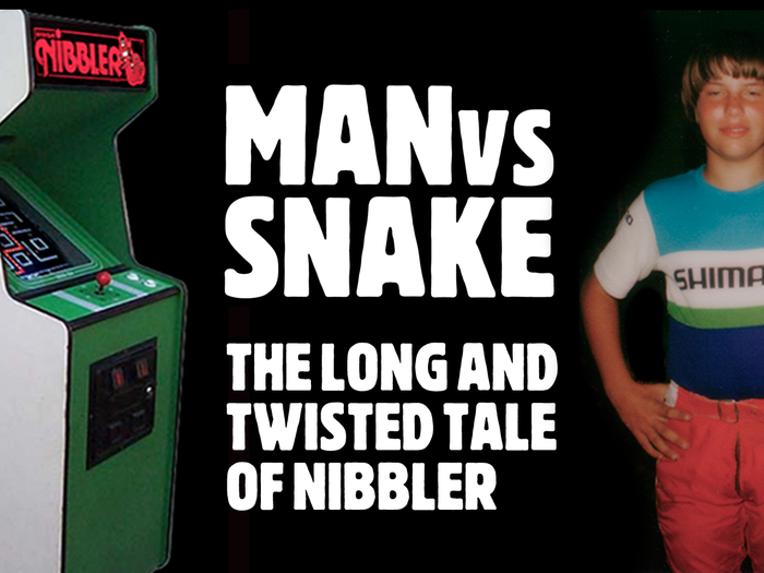 Man vs. Snake: The story of a compulsive competitor