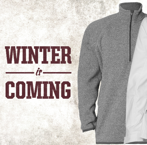 Winter Aggie Clothing