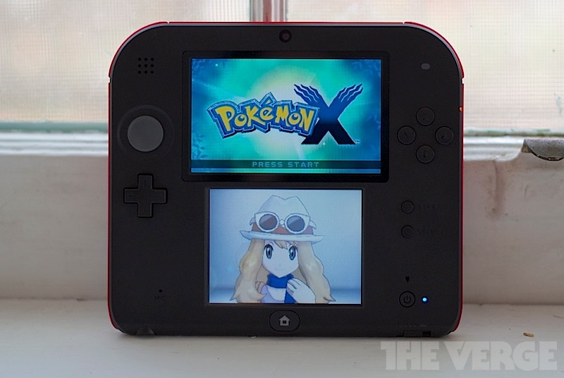 Nintendo 2ds Review The Verge