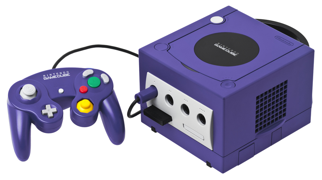 Gamecube-set