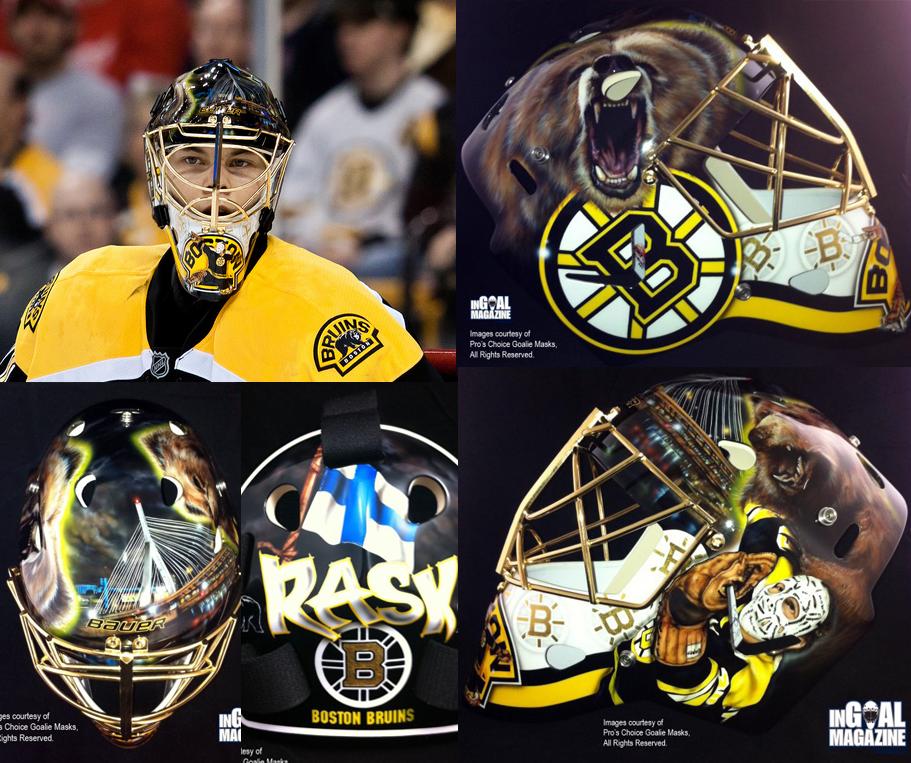 Tuukka Rask - 10-11 Boston Bruins