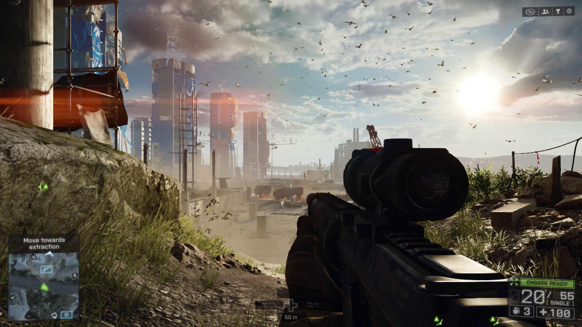 Comparing Next Gen Games Screenshots From The Xbox One Ps4 And Game Battlefield 1