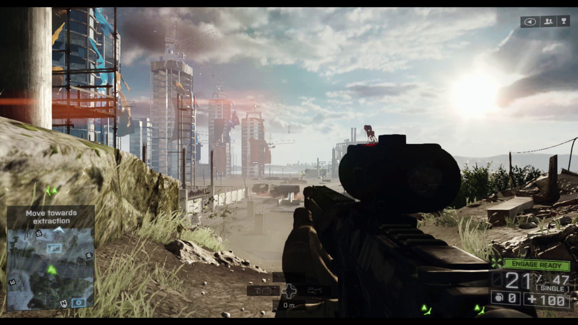 Comparing next-gen games: screenshots from the Xbox One ... Ps4 Vs Ps3 Graphics Ghosts