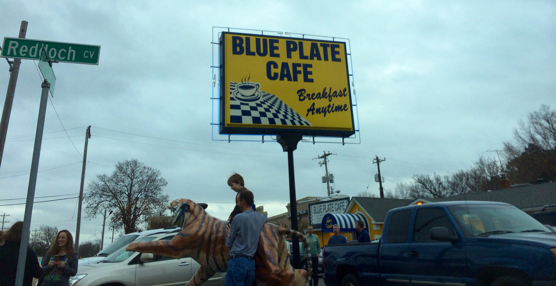 Blue Plate Cafe