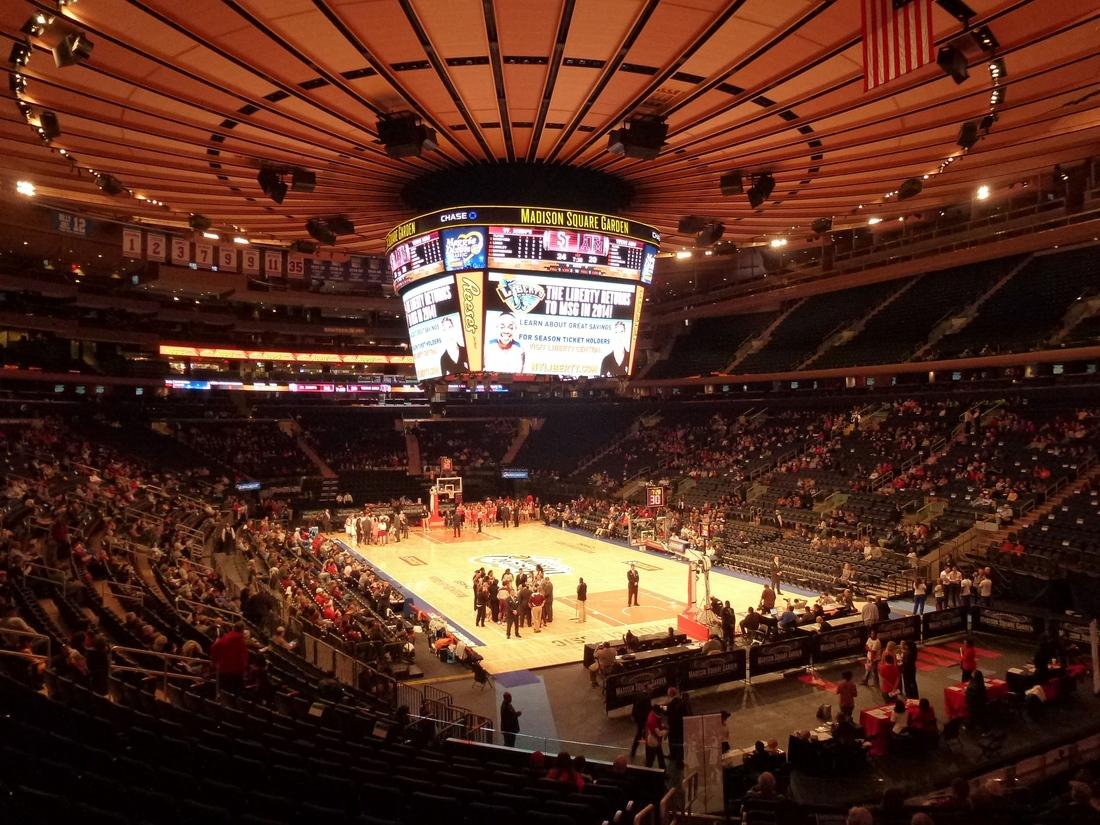 Cal Women 39 S Basketball At Madison Square Garden Photo Essay California Golden Blogs