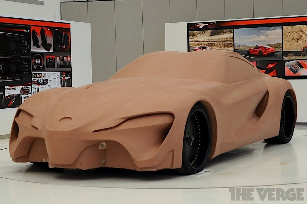 Street Legal How Gran Turismo Helped Toyota Design Its