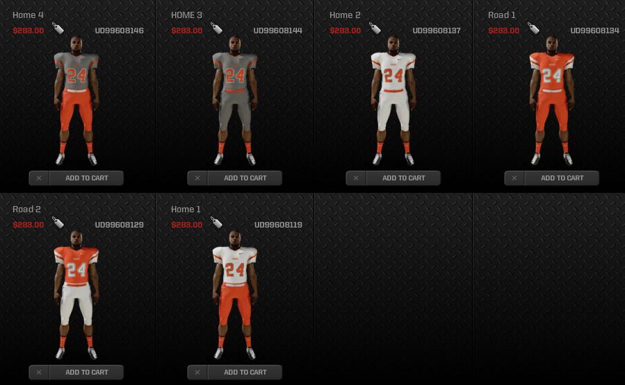 Football Uniform Maker 85