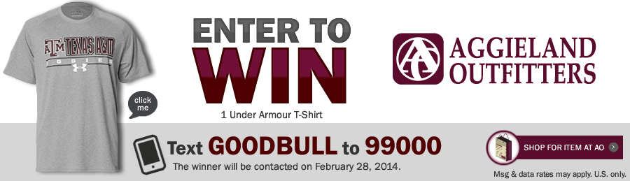 Under Armour T-shirt from Aggieland Outfitters