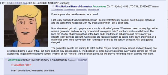 Kottke Source 4chan imgur Related Items gaming gamestop 4chan banks