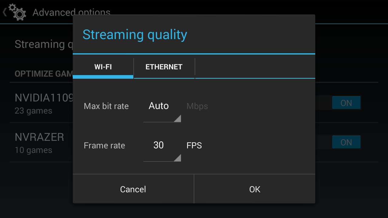 Tz_gamestream_advanced_settings