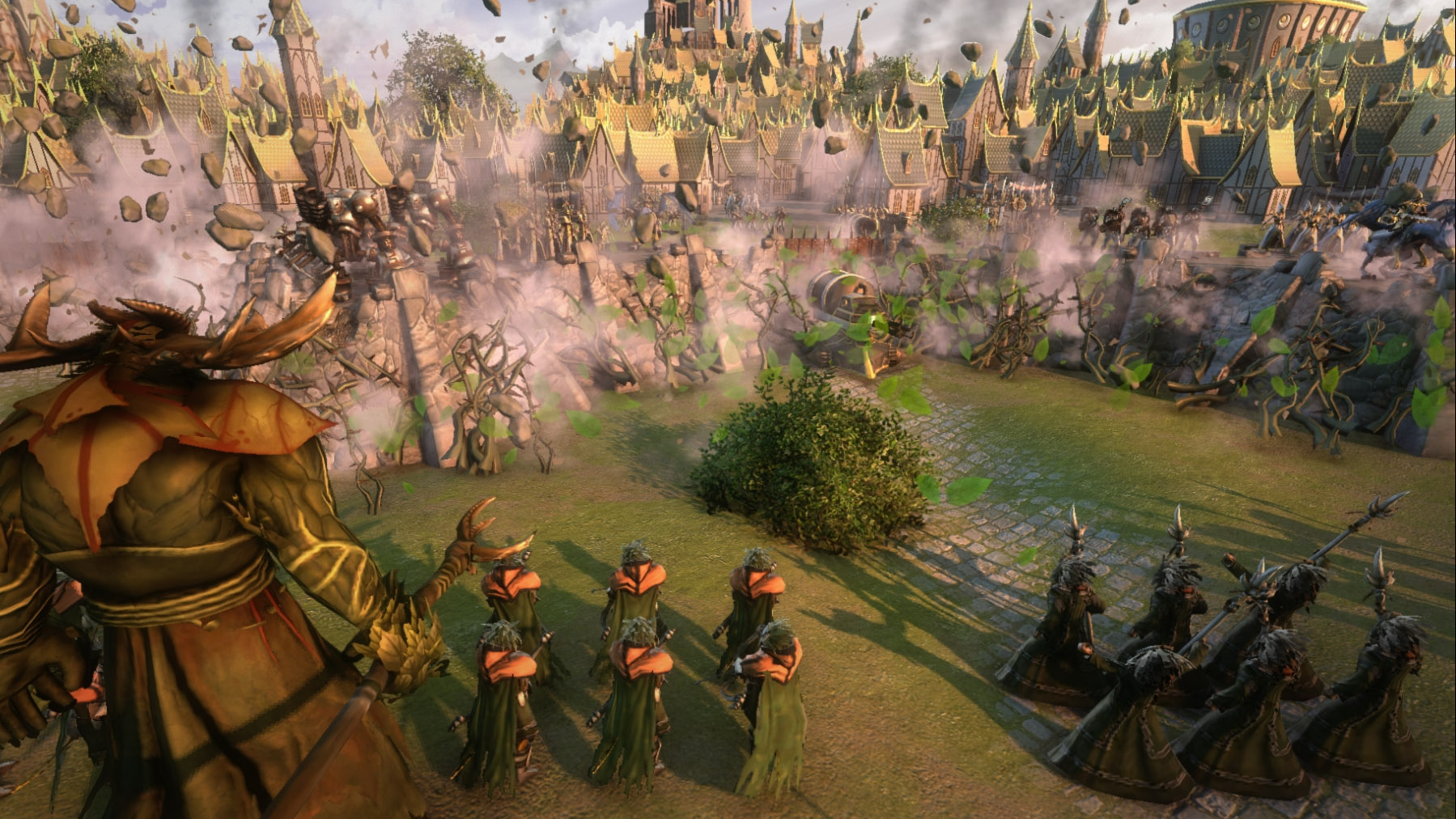 Age of Wonders 3 review: power fantasy
