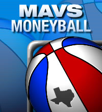 Mavs Moneyball