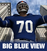 Big Blue View - For New York Giants Fans