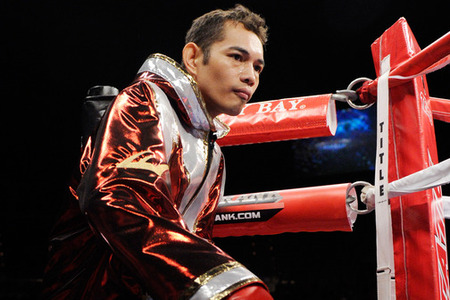 Nonito Donaire still hasn't been in touch with Top Rank. (Photo by Ethan Miller/Getty Images)