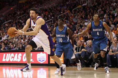 Thanks to the lockout, we don't have to spend 2 months arguing over Hedo Turkoglu!  (Photo by Christian Petersen/Getty Images)