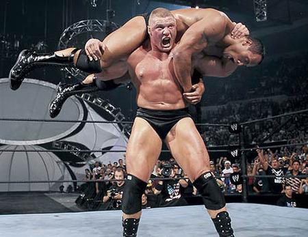 Show #70 ATTITUDE! SummerSlam_2002_-_Brock_Lesnar_Vs_The_Rock_01_large