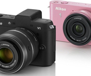 Nikon J1 and V1