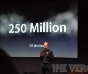 Tim Cook 250 million