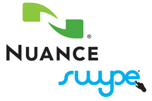 Nuance Swype Logos