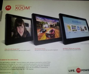 Motorola Xoom Family Edition