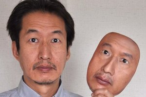 Real-f 3D face copy