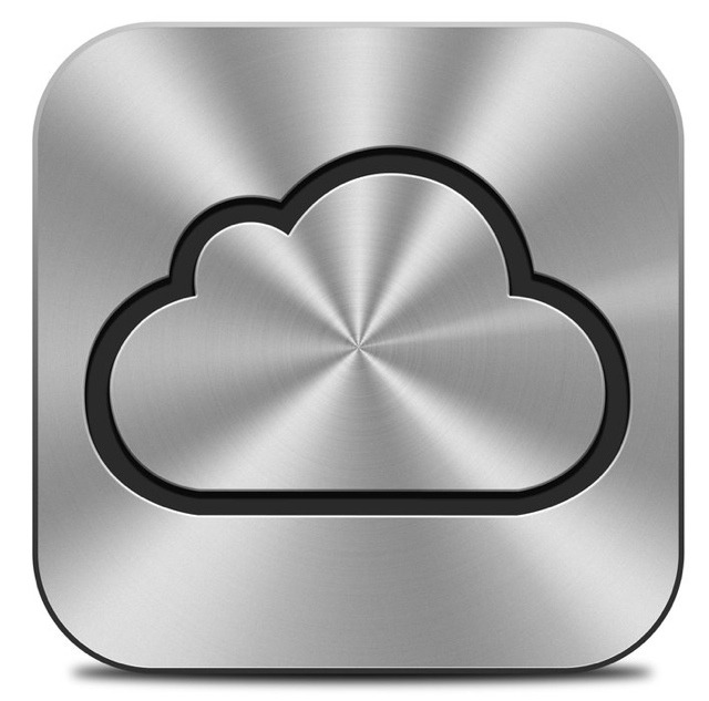 iCloud logo big