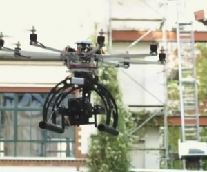 Red Epic Camera Drone