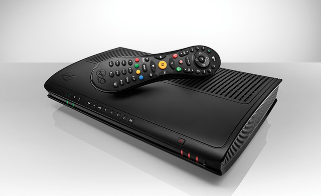 Virgin Media TiVo