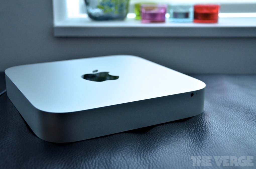 mac mini review mid 2011 the verge. Black Bedroom Furniture Sets. Home Design Ideas