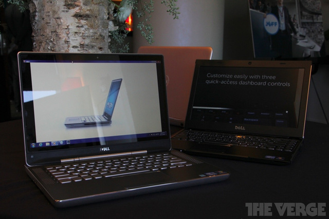Dell XPS 14z Hands-On