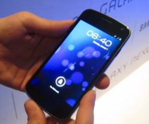 Galaxy Nexus first hands-on