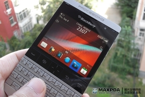 RIM BlackBerry Porsche Design