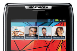 Motorola RAZR international