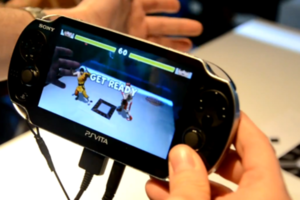 Reality Fighters for PlayStation Vita at E3 2011