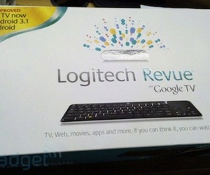 New Logitech Revue