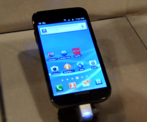 Galaxy S II T-Mobile hands-on
