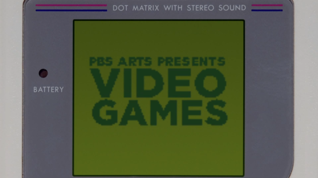 PBS Documentary Video Games Off the Book