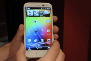 HTC Sensation XL preview