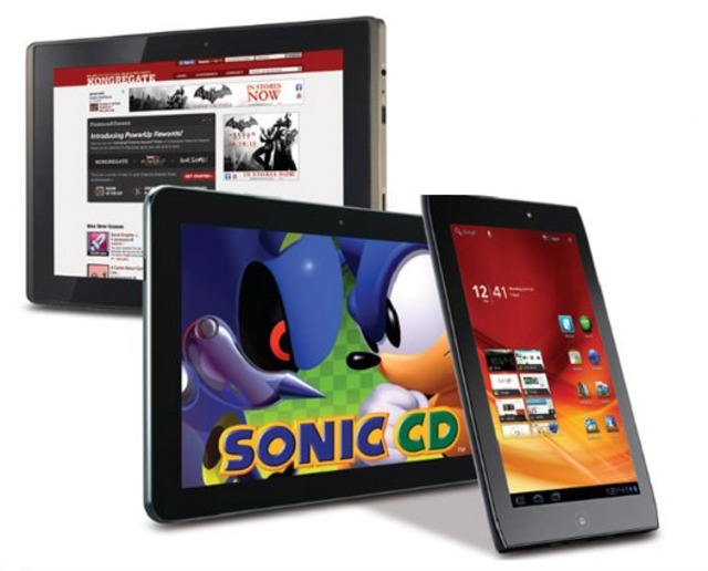 GameStop tablets