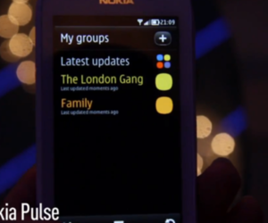 Nokia Pulse demo