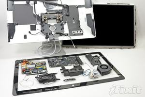 Apple Thunderbolt Display iFixit
