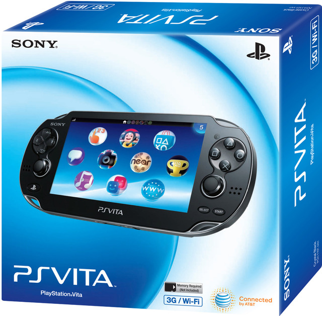 PlayStation Vita box art
