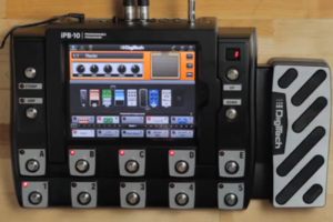 Digitech iPB-10