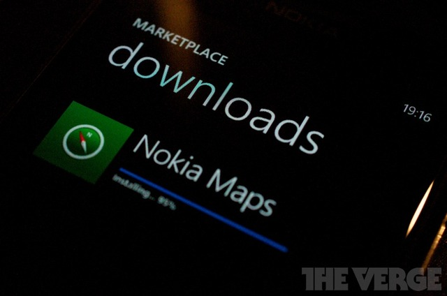 Nokia Maps download