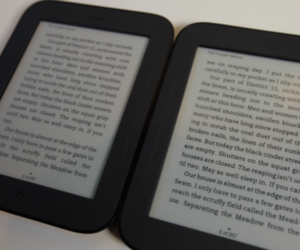Nook Simple Touch hands-on