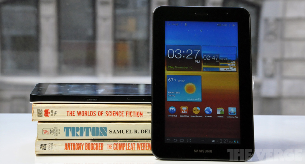 Galaxy Tab 7.0 Plus review
