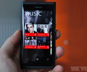 MixRadio Nokia Lumia 800
