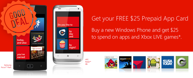 Windows Phone Good Deal