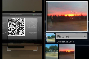 Vscreens Photo Sharing Beta App