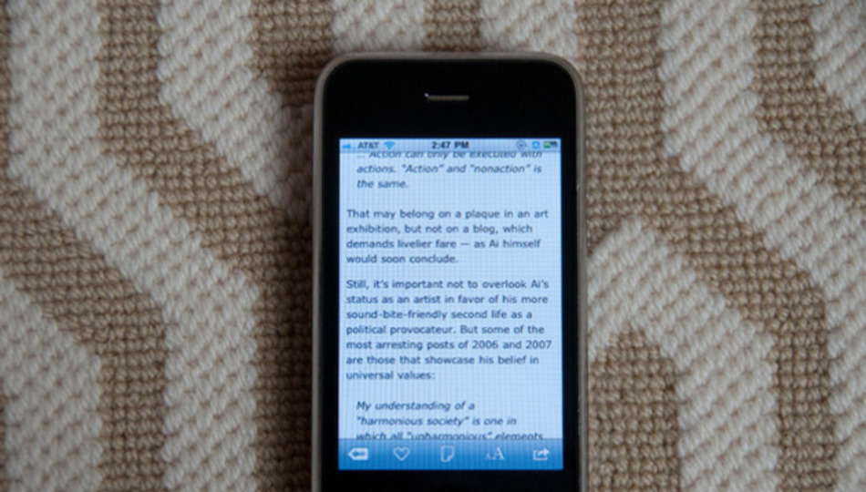 iphone longreads instapaper